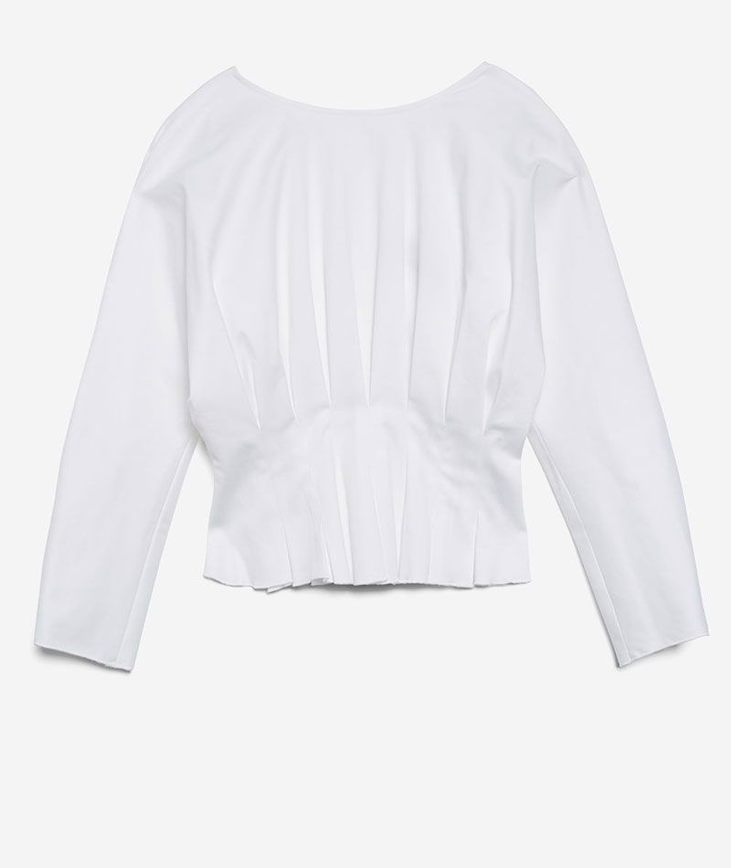 The best white t-shirts, white skirts to buy spring summer 2018
