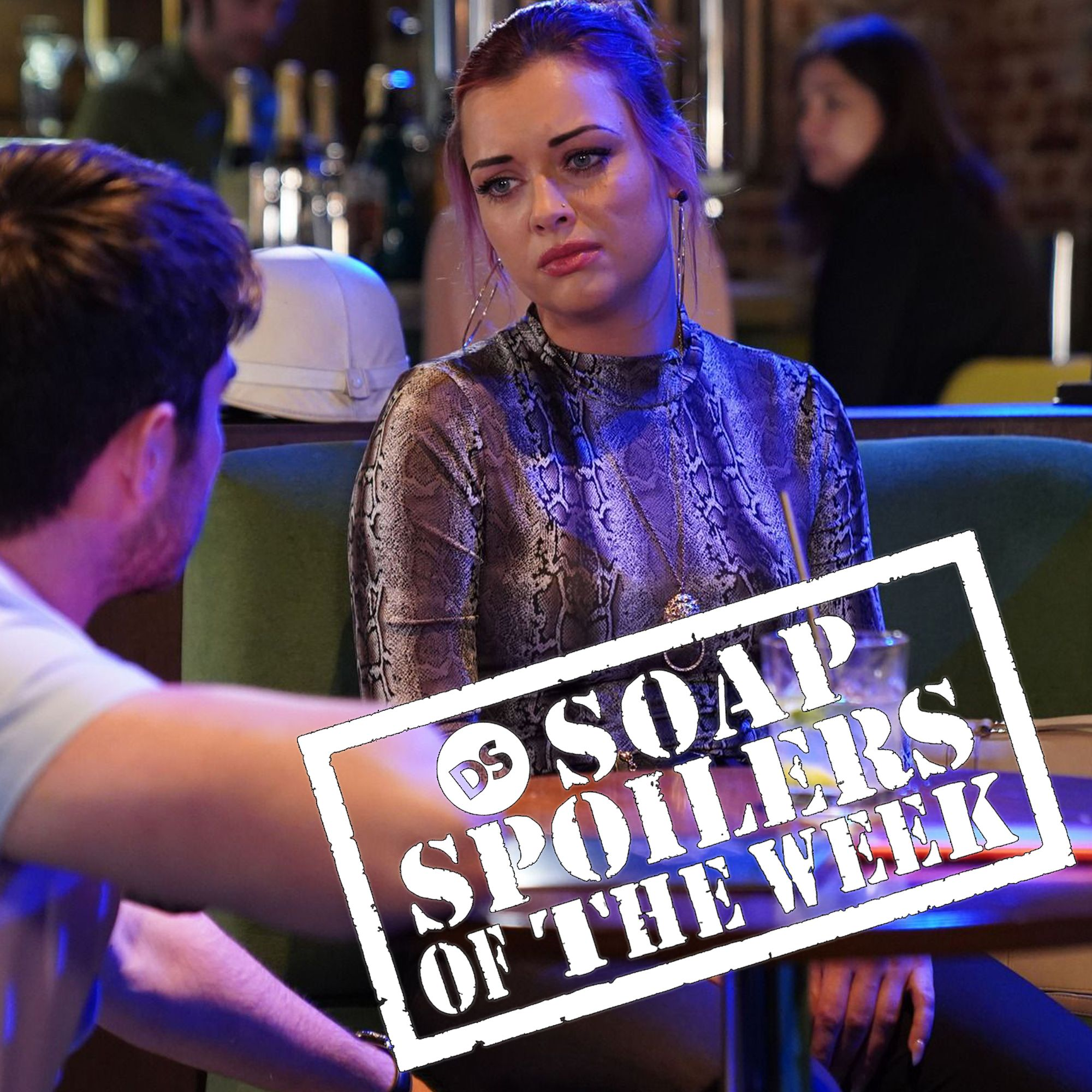 EastEnders' Whitney Dean faces terrible danger and 9 more big soap moments this week