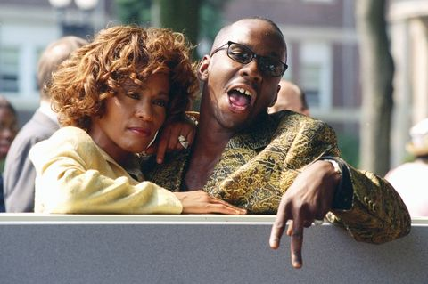 whitney houston y bobby brown