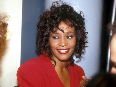 Whitney Houston cantante