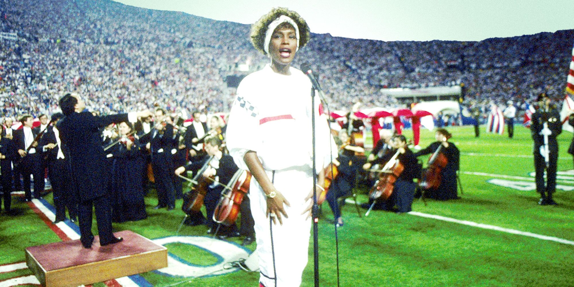 30 Years Ago Whitney Houston Changed Our Expectations of the Super Bowl National Anthem