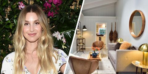 Whitney Port Buys New Mid-Century Home In The Hills - The Hills TV Show
