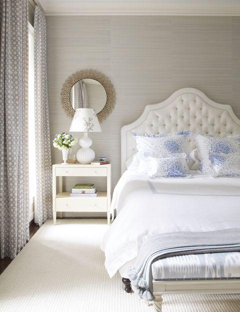 18 White Bedroom Ideas - Luxury White Bedroom Designs and Decor