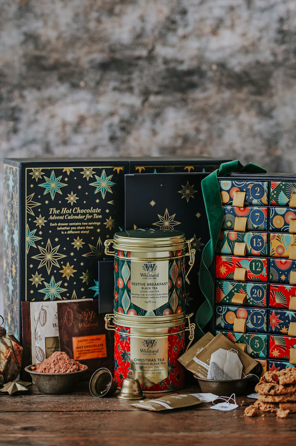 whittard christmas advent calendars