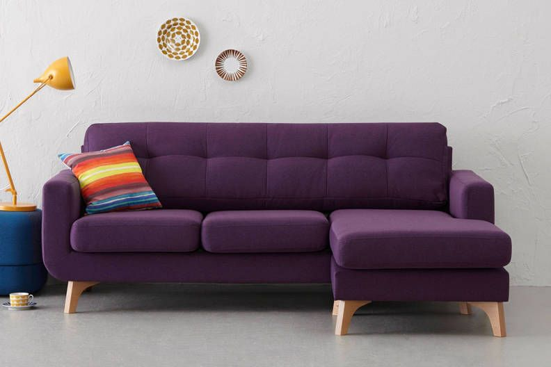 Paars Woonkamer Interieur : Shop de trend zo combineer je paars en rood in je woonkamer