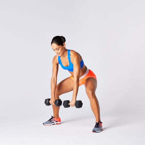 Weights, Exercise equipment, Shoulder, Arm, Kettlebell, Joint, Standing, Leg, Human leg, Dumbbell,