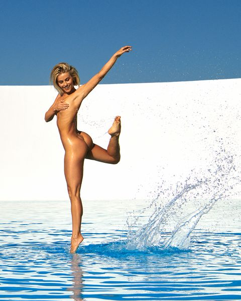 dancing with the stars girls nude