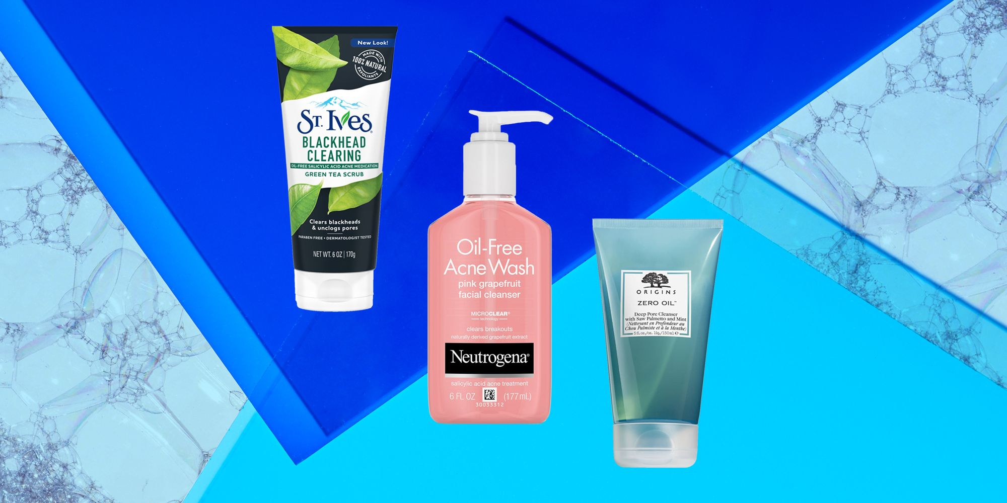 10 Best Acne Face Washes of 2019, According to Dermatologists