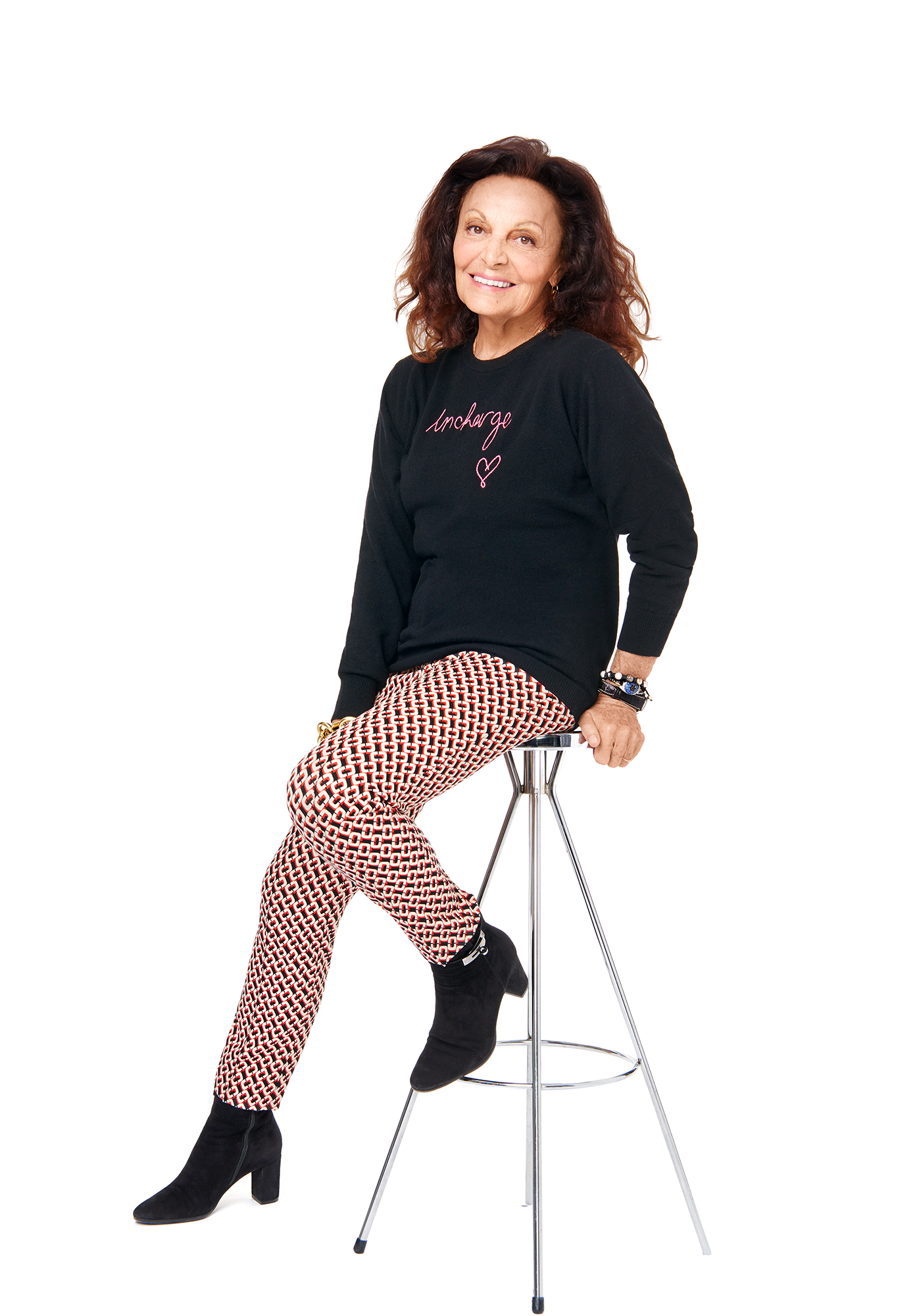 4 Lessons On Being #InCharge From Diane Von Furstenberg