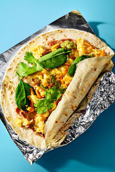 Dish, Food, Cuisine, Korean taco, Sandwich wrap, Ingredient, Kati roll, Taco, Wrap roti, Tortilla,