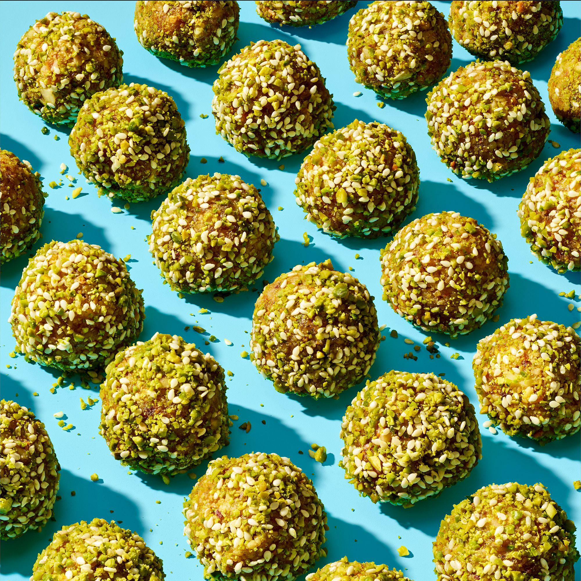 Pistachio Energy Balls