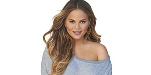 Chrissy Teigen october women's health mag 2018 cover shoot