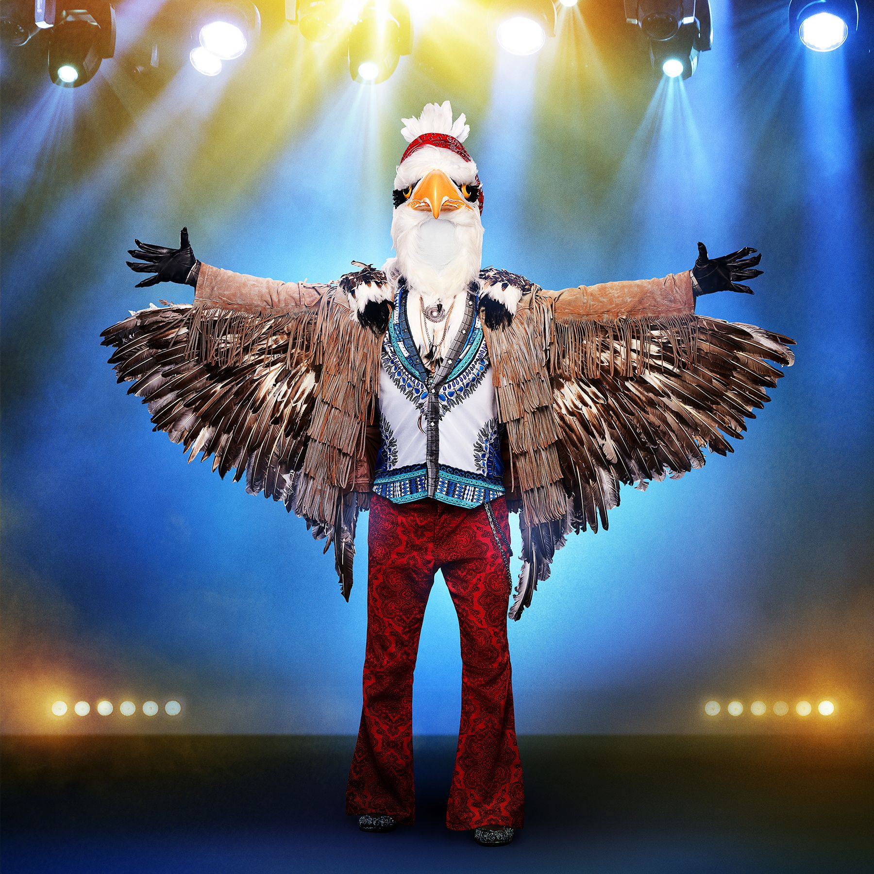 Who Is the Eagle on 'The Masked Singer'? Pick Us, We Know!
