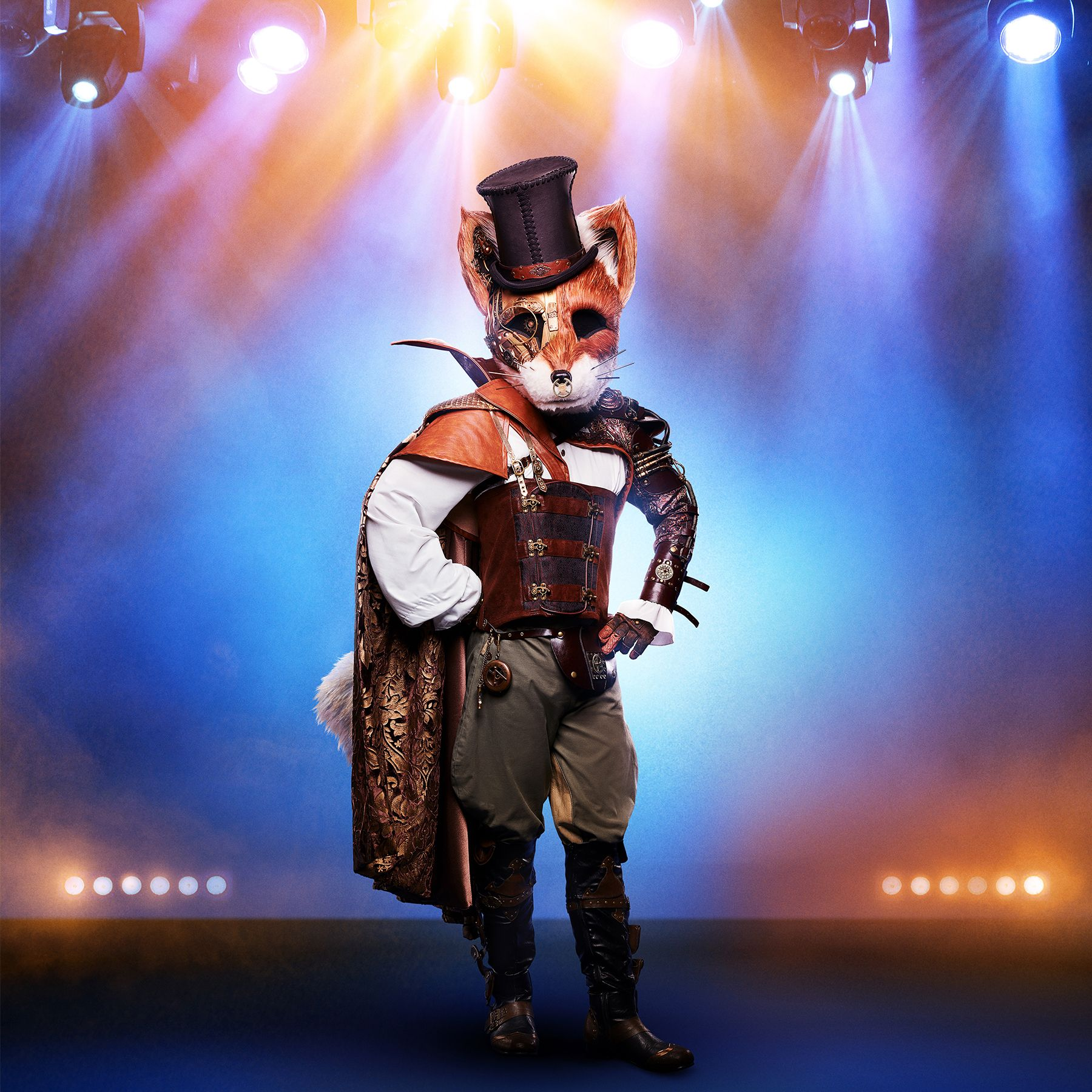Who Is the Fox on 'The Masked Singer'? Here's What Fans Are Saying