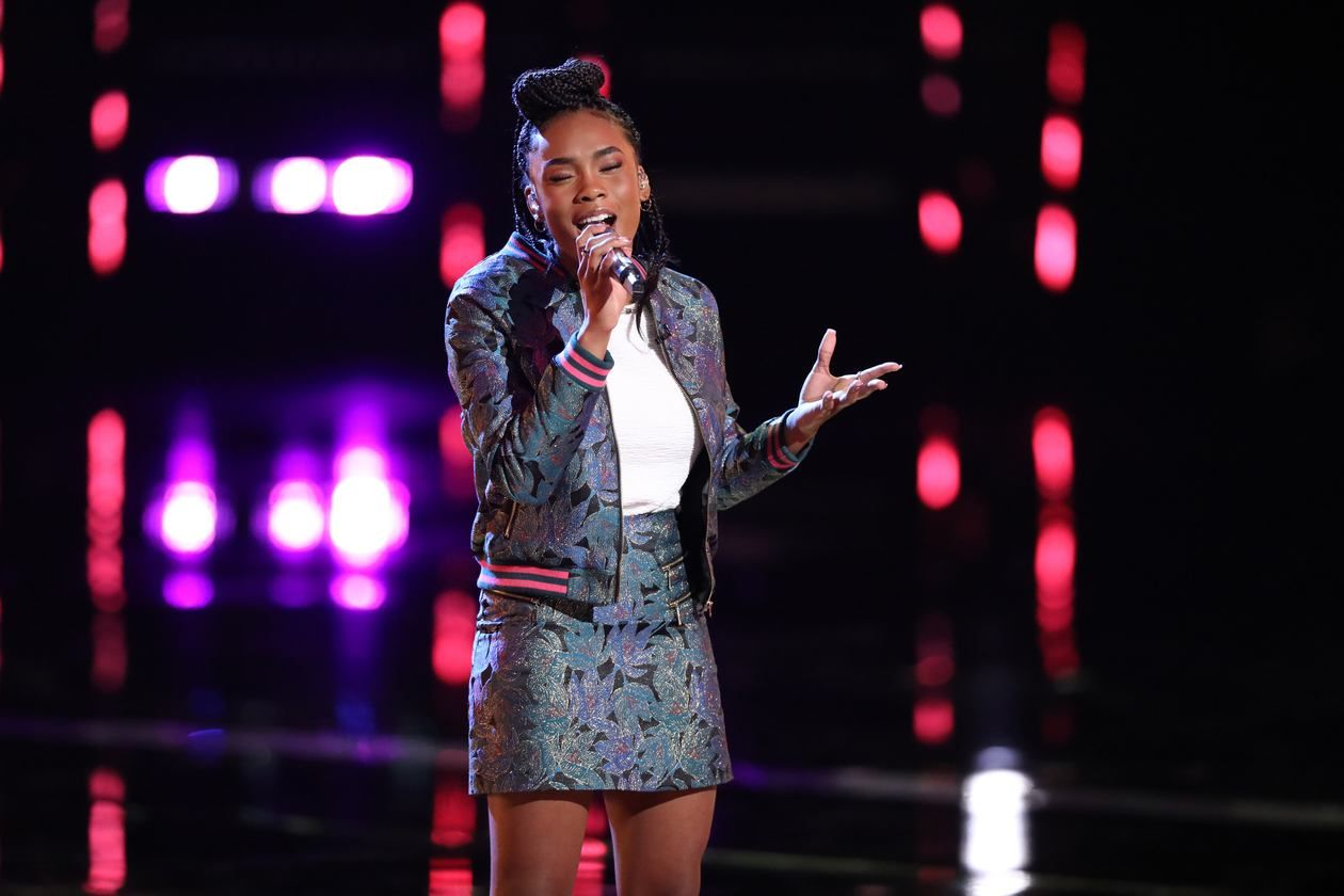 The Voice' Finalist Kennedy Holmes - What to Know About the 14-Year