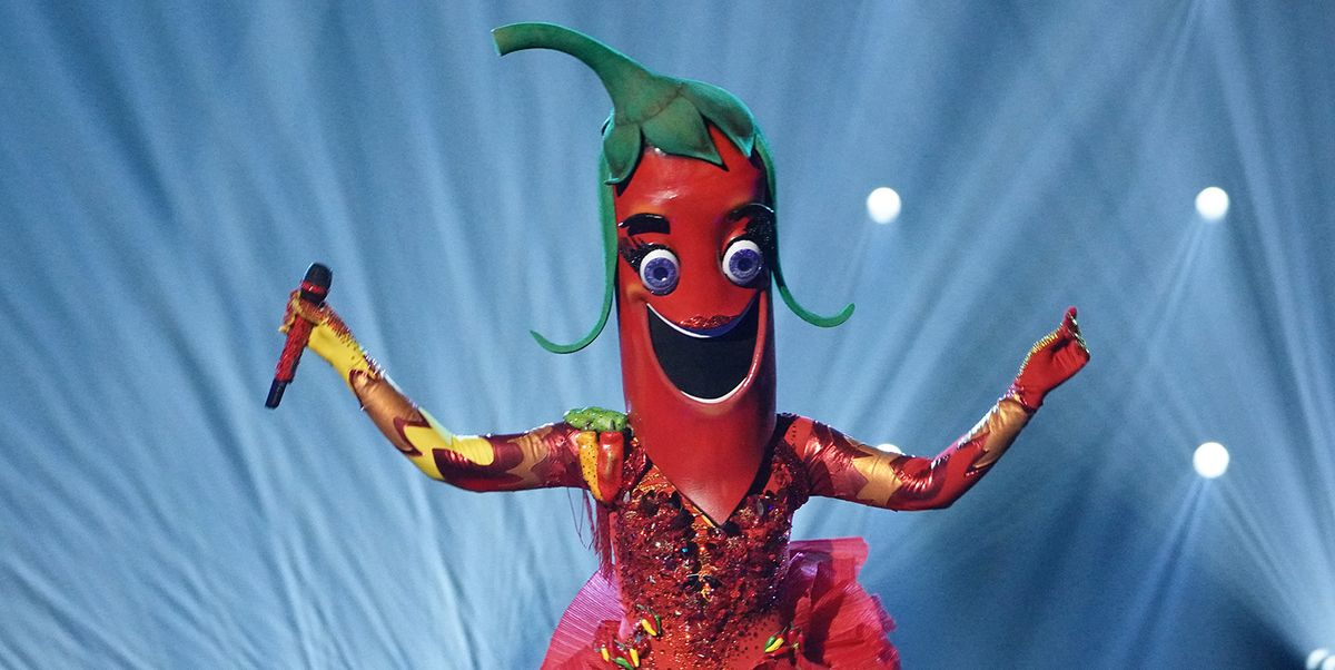 Who Is Pepper on 'The Masked Singer'? - Pepper Revealed, Spoilers, Clues,  and Season 6 Guesses