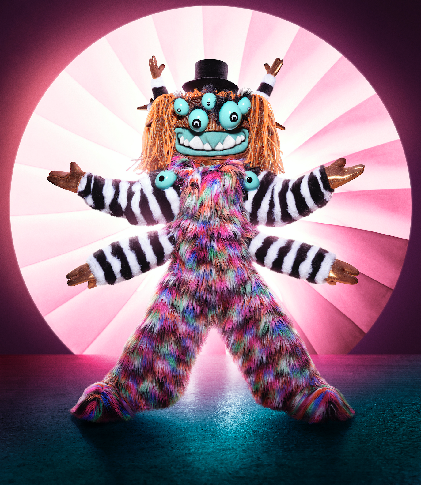 The Masked Singer Cast Of Season In Who Are The Contestants On Fox s Masked Singer