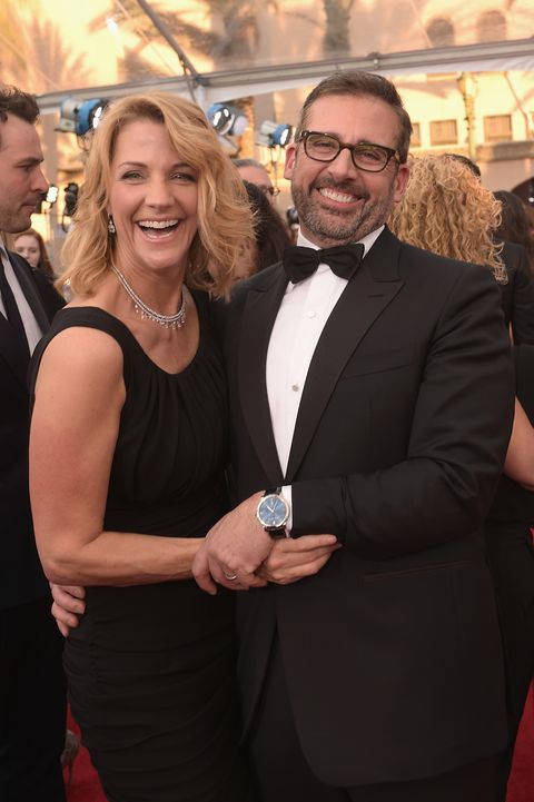 Steve Carell And Wife Nancy Carell S Love Story Steve Carell Marriage Elisabeth anne carell, who was steve and wife nancy's first child, was born saturday, may 26, 2001. steve carell and wife nancy carell s