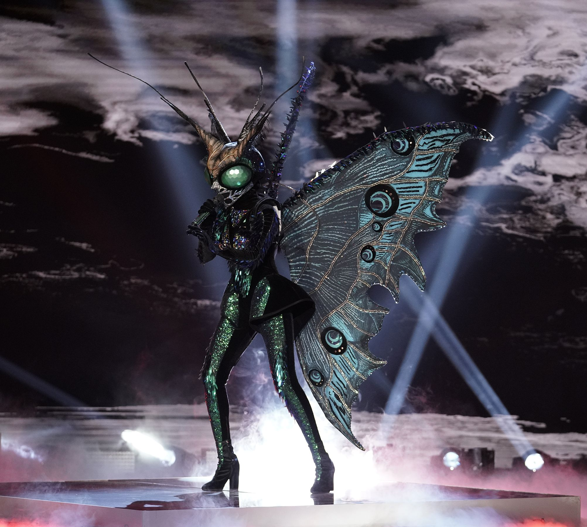 Who Is the Butterfly on 'The Masked Singer'? We Definitely Figured It Out