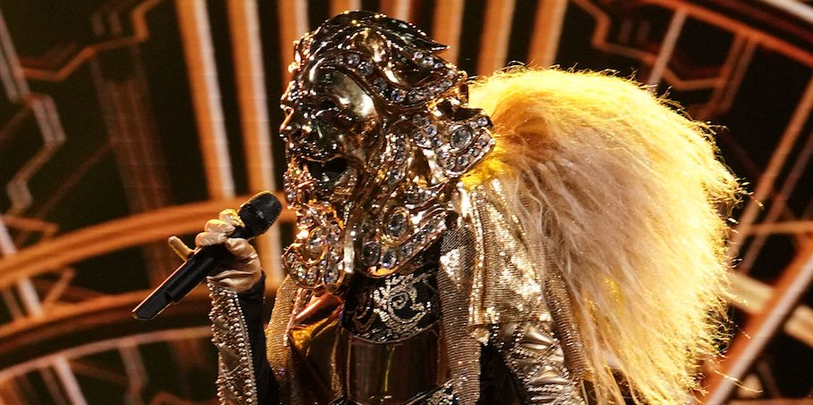 Who Is The Lion On The Masked Singer The Lion Masked