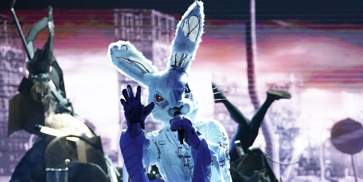 Who Is The Rabbit On The Masked Singer The Rabbit