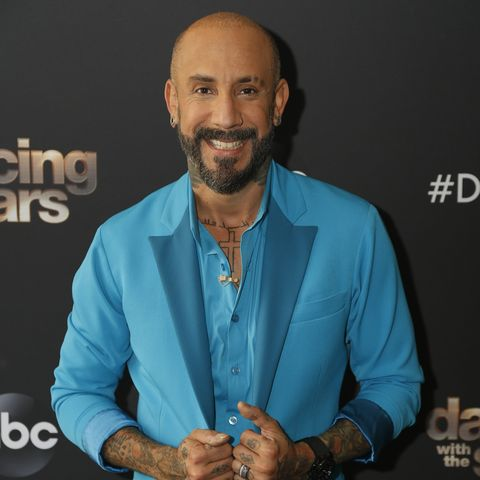 who went home on dwts aj mclean