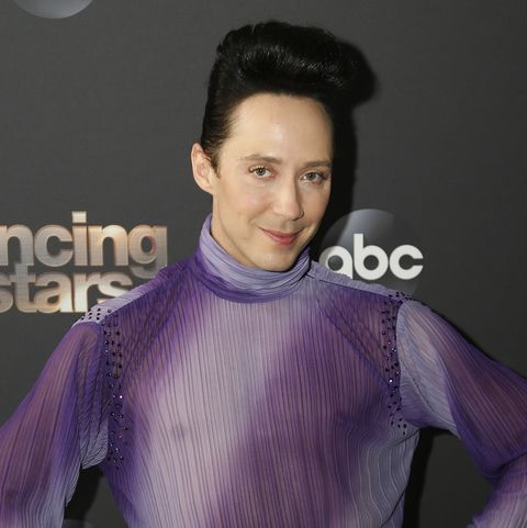 who went home on dwts johnny weir