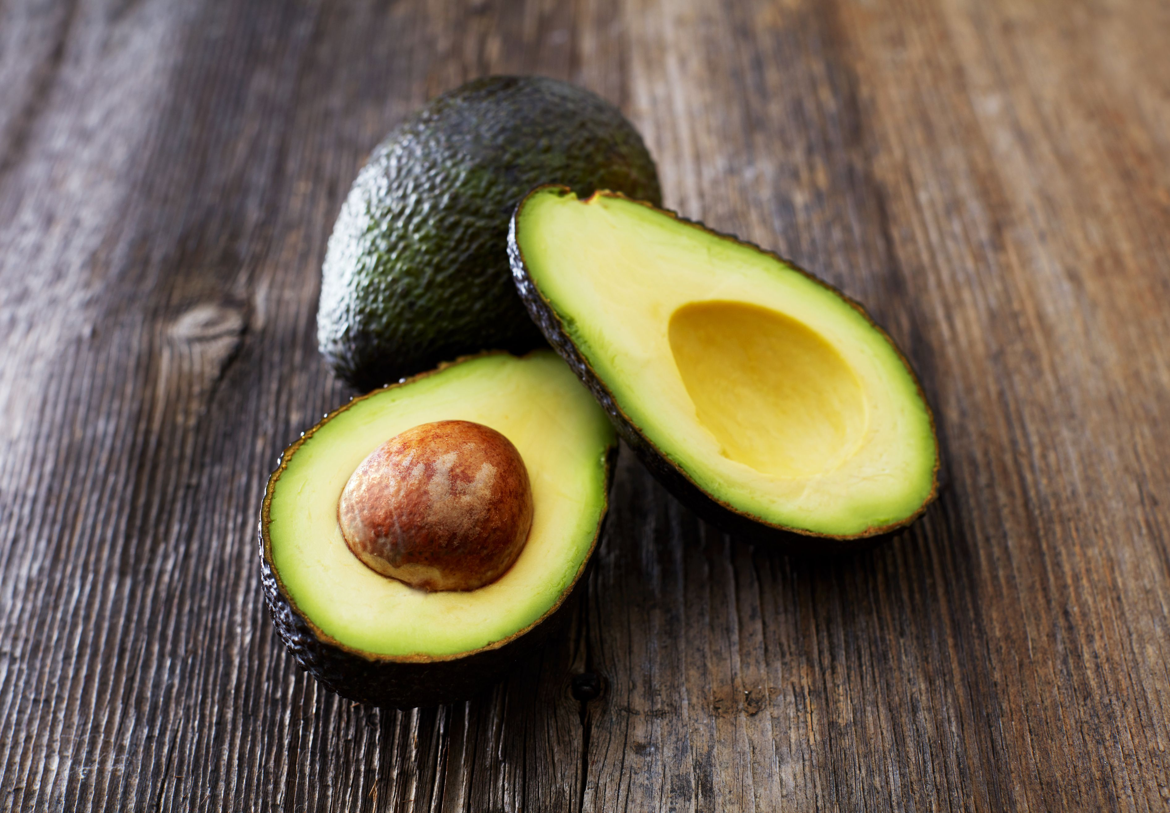 Listeria On Avocado Skins - Healthy Food Green Vegetables