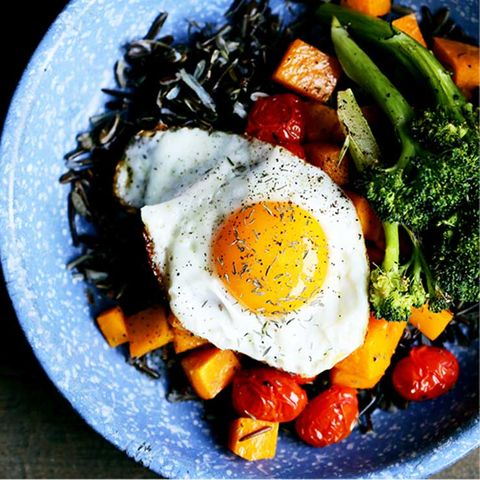 vegetable bowl recipes
