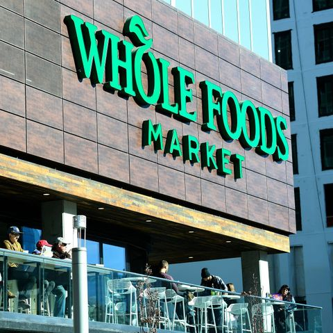 Whole Foods on Union Station welcomed its first official shoppers...