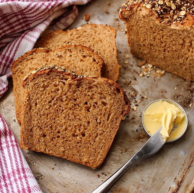 whole wheat bread   delishcom