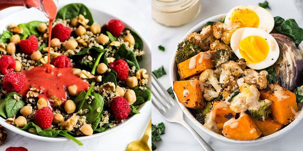8 DIY Whole30 Salad Dressing Recipes That'll Liven Up Your Greens