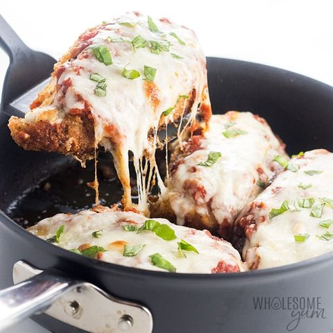 keto chicken parm