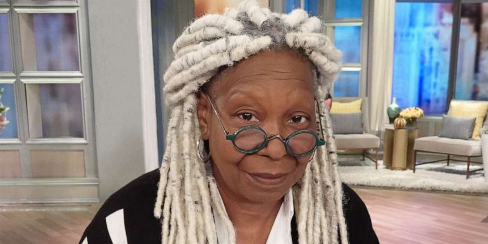 Whoopi Goldberg Debuts Gray Hair On The View