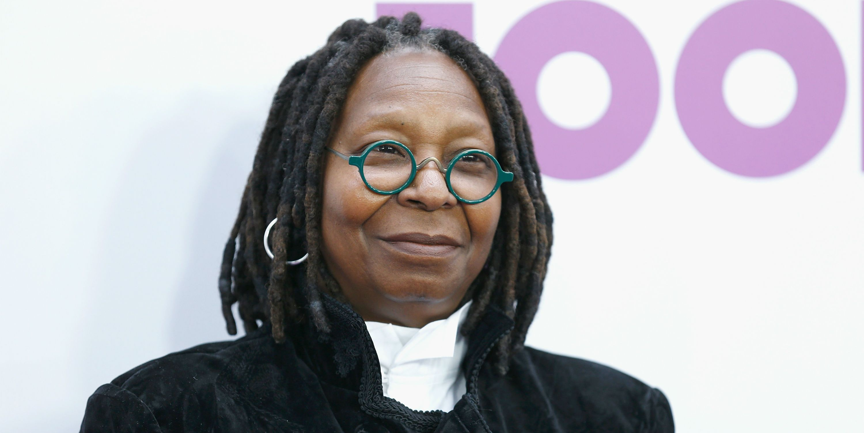 Whoopi Goldberg in October 2018