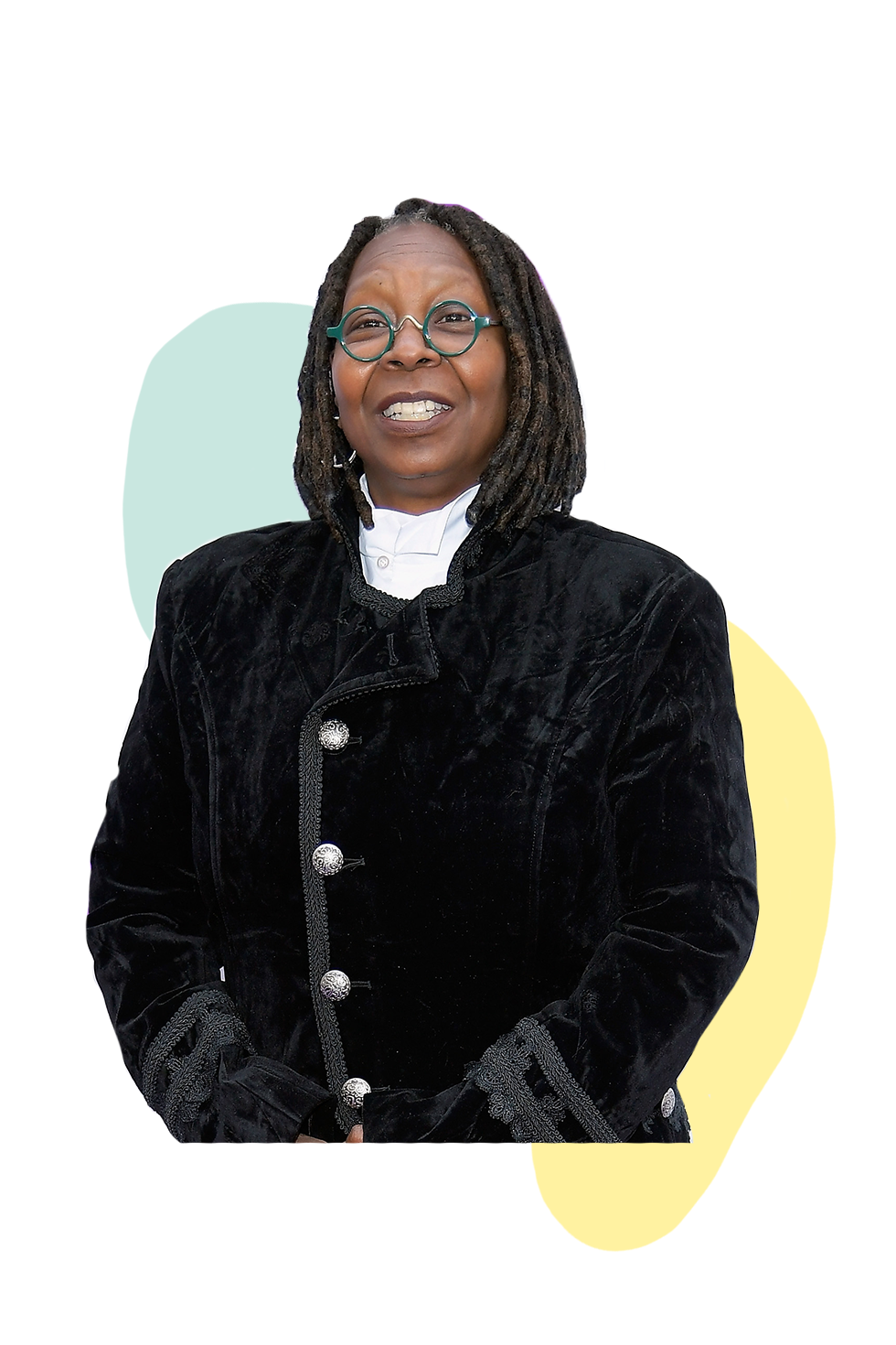 Whoopi Goldberg The View co-host is the co-founder of Whoopi & Maya , a company that specializes in the legal distribution of medical marijuana. Another mainstay of the brand?
