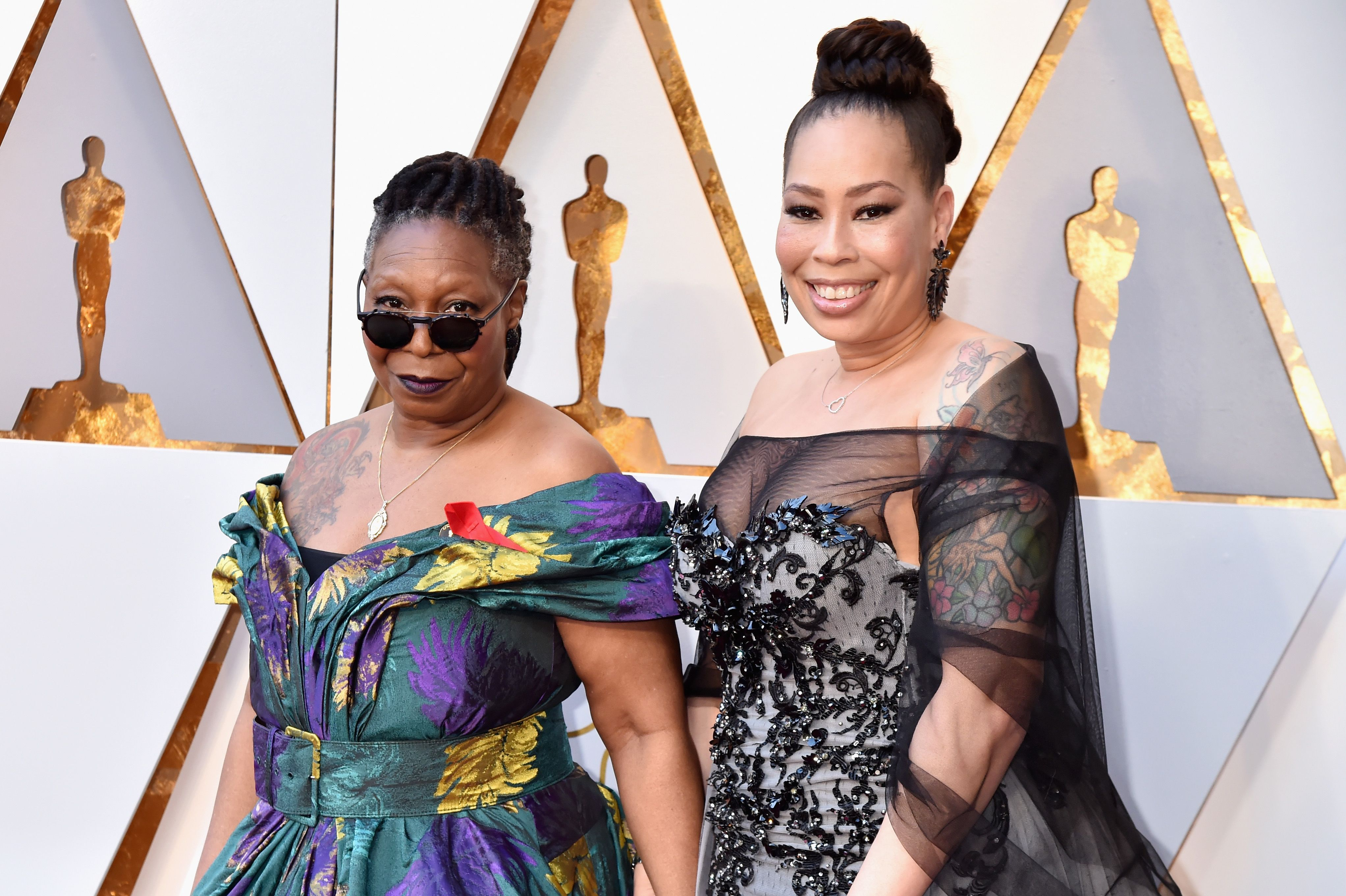 Whoopi Goldberg's daughter, Alex Martin, has remained within the entertainment world, working as an actress and producer ever since she appeared as Miss Golden Globe in 1994.
