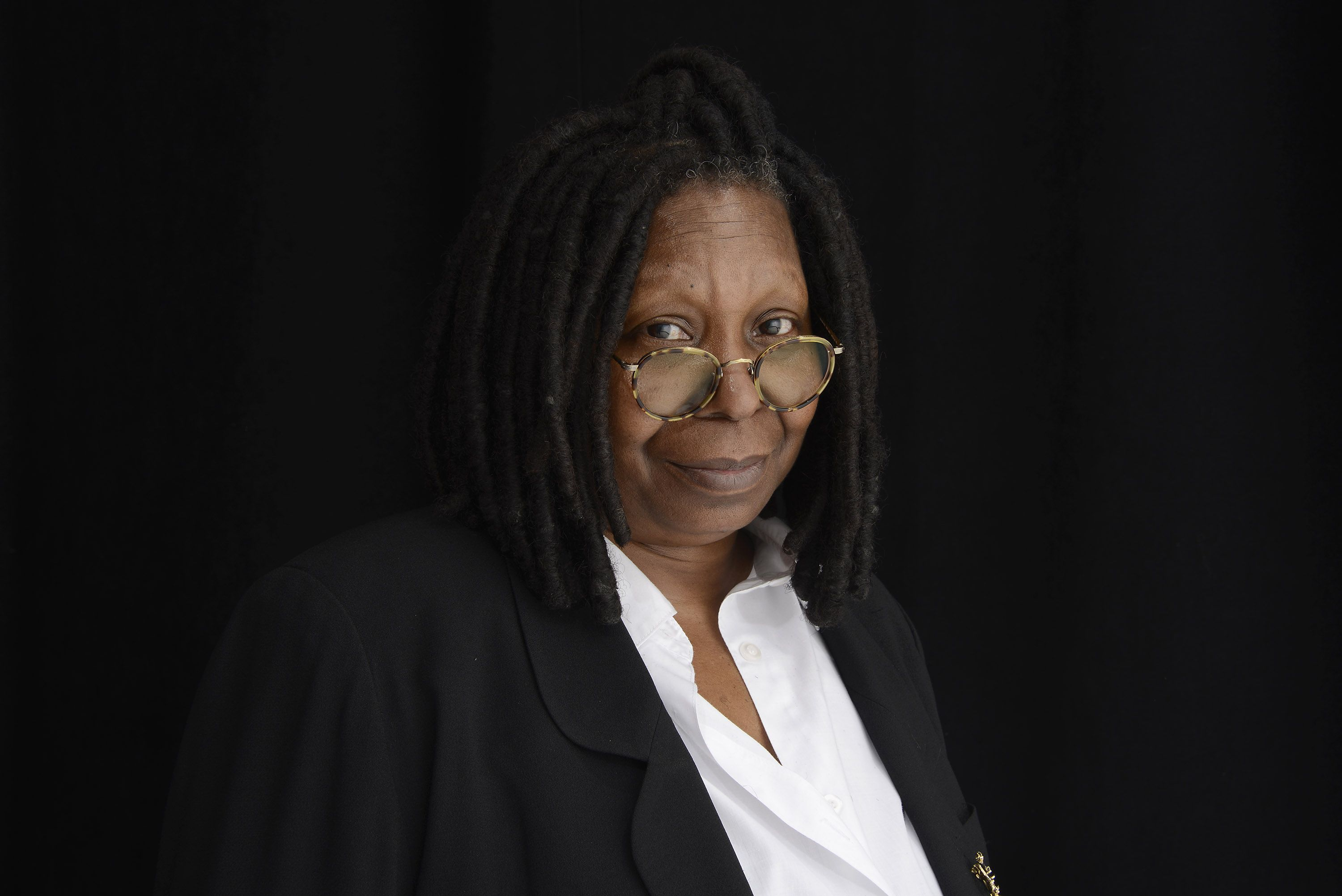 Boyfriend her goldberg whoopi and The Untold