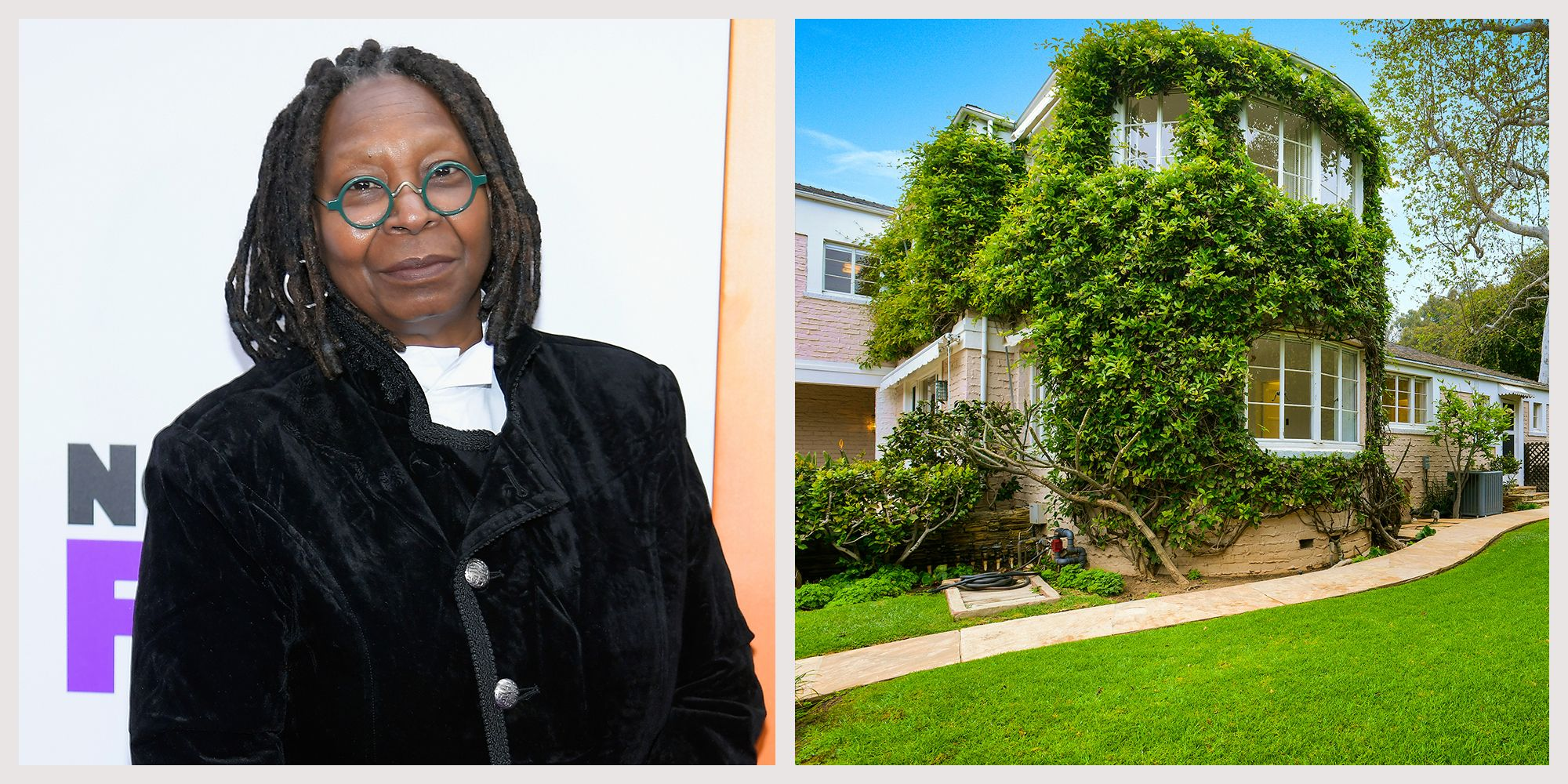 Whoopi Goldberg's Longtime L.A. Home Is For Sale For $9.6 Million