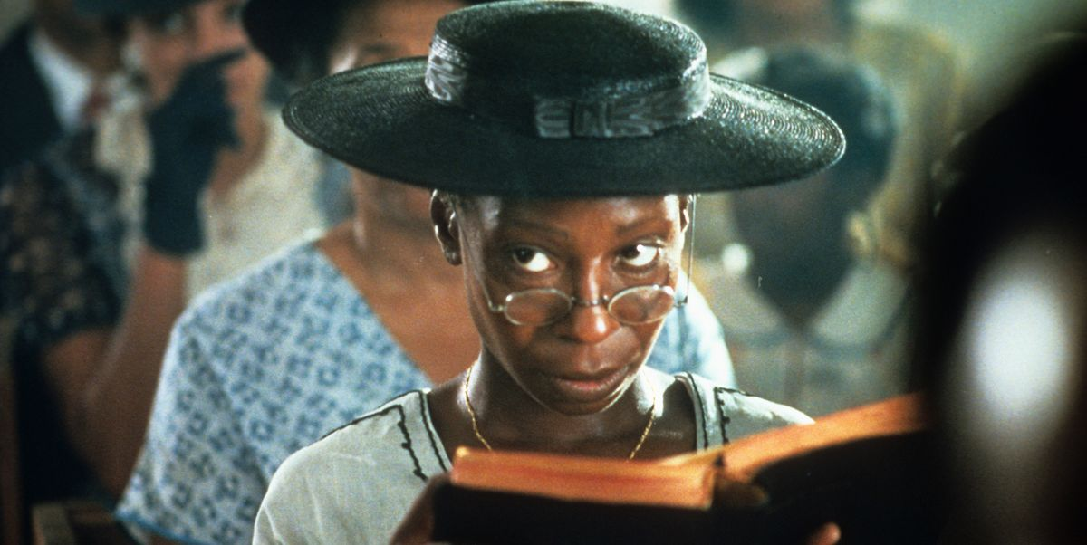The Color Purple:  The Best Scene  - YouTube
