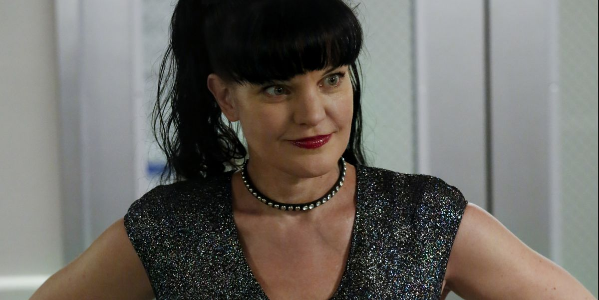 "Pauley Perrette Was Just Asked to Address Her Tweet About Being ""Terrified"" of Mark Harmon"