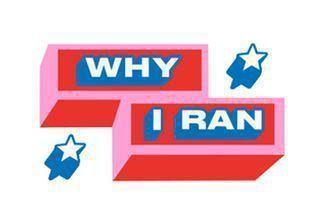 why i ran