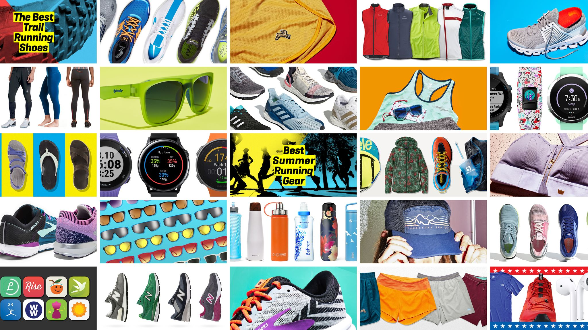 How We Test and Review Running Gear