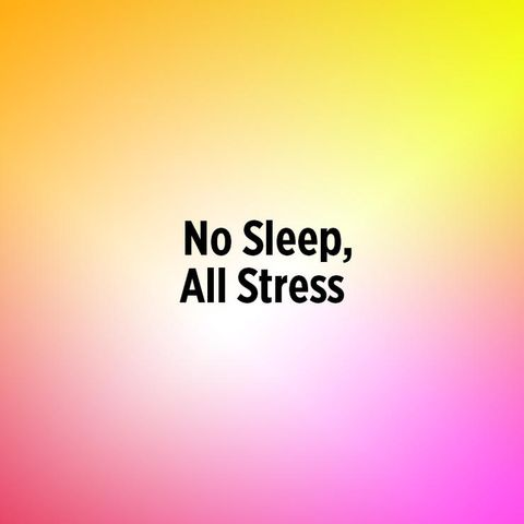stress sleep