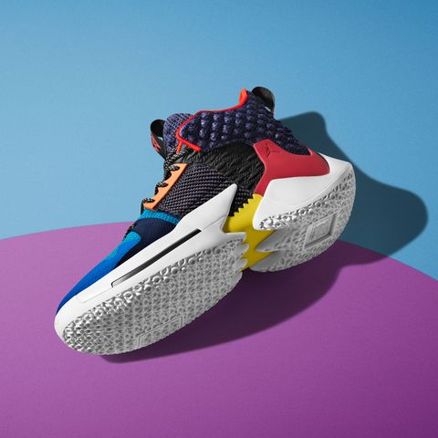 164a922b106 Swanson Studio. Jordan Brand just announced the release of Russell  Westbrook's second performance sneaker, the Why Not Zer0.2 ...