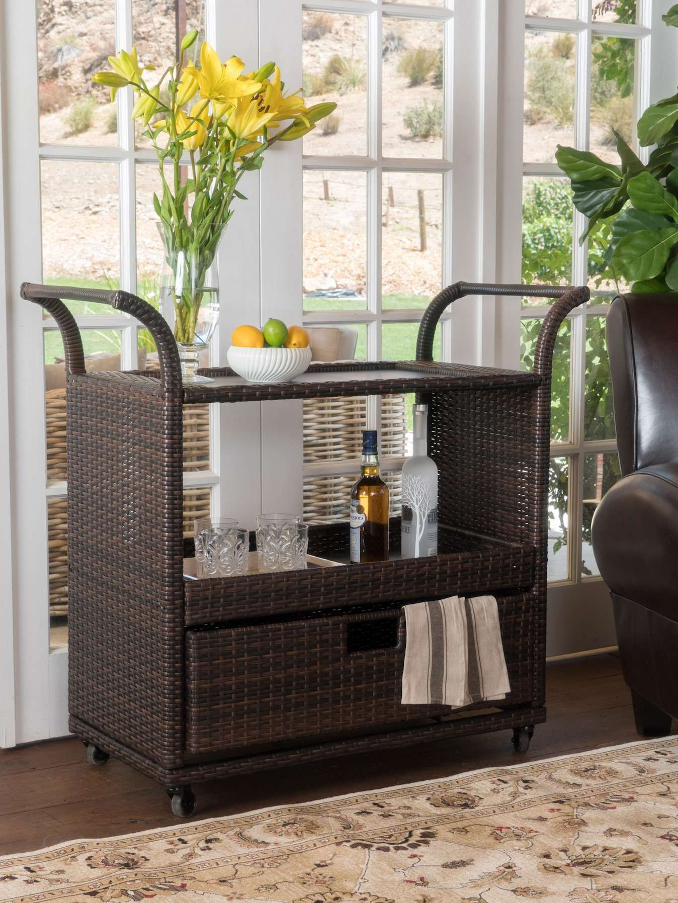 Trend Alert Year Round Wicker Furniture Indoor Wicker