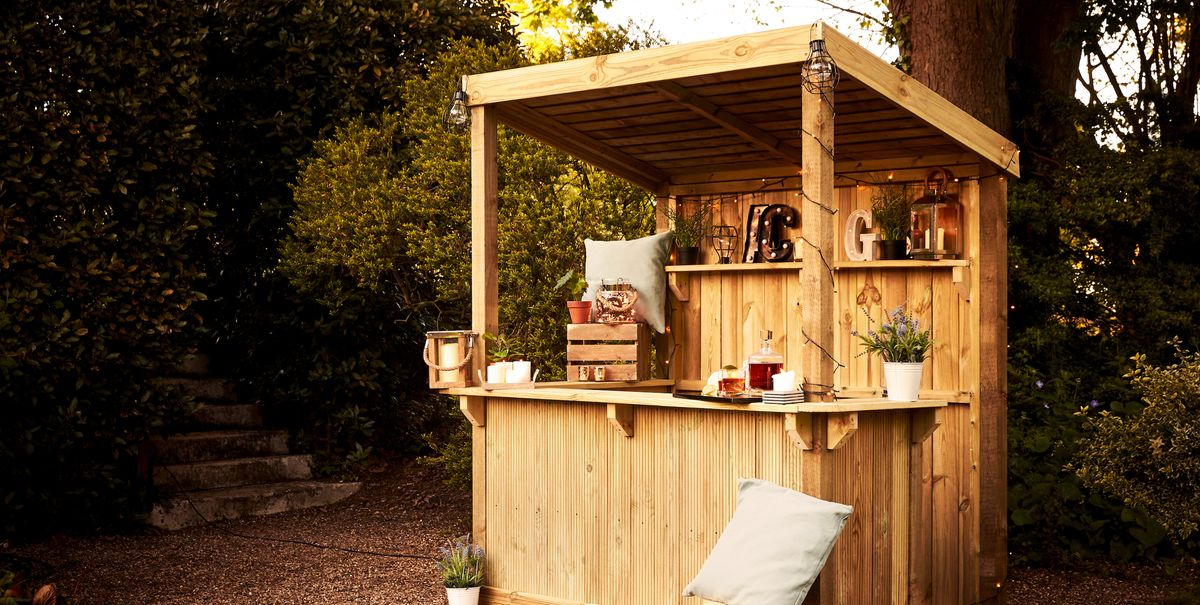 Wickes Launches Build Your Own Garden Bar — Garden Bar