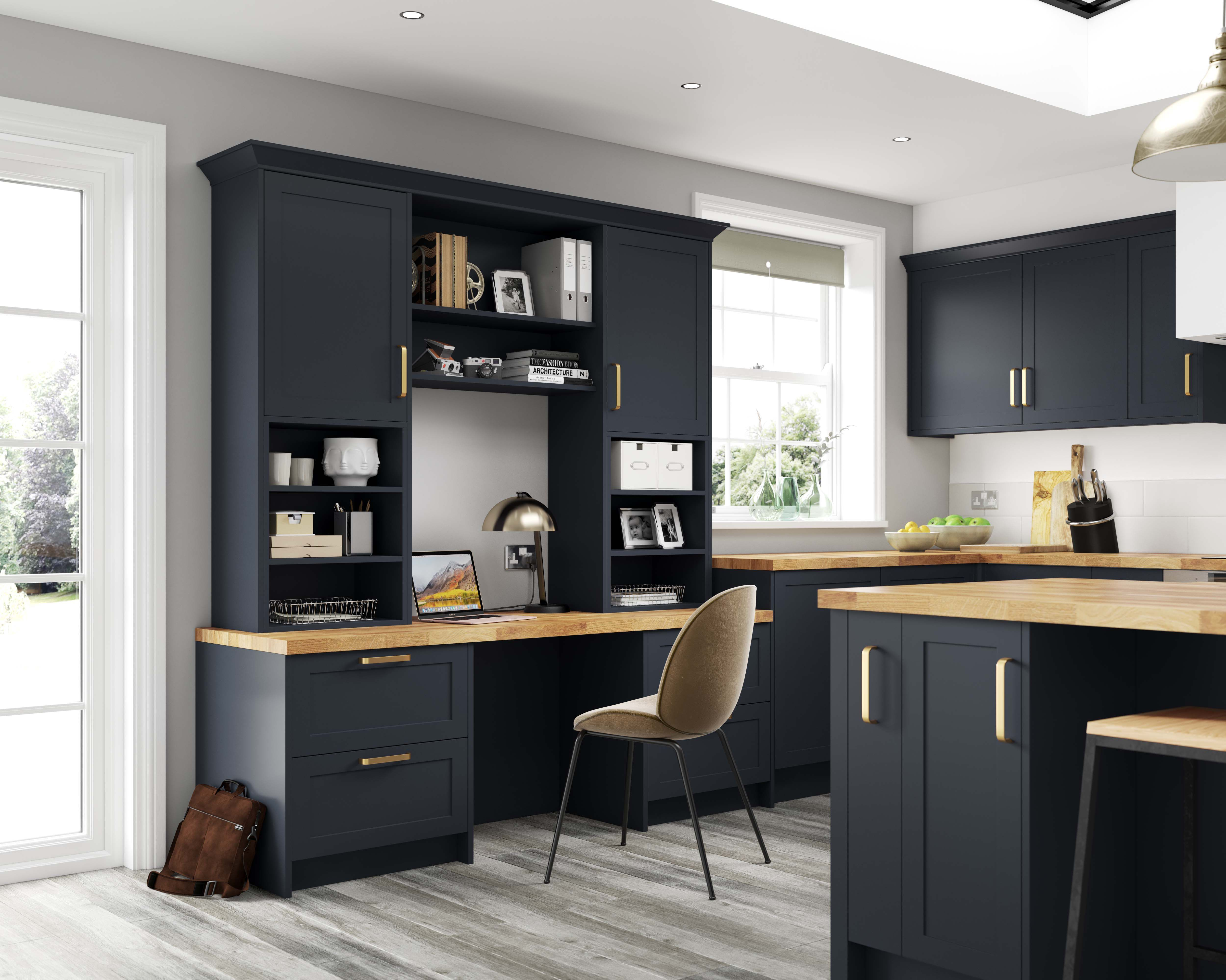 Wickes Launches Fitted Kitchens With, Are Kitchen Desks Out Of Style