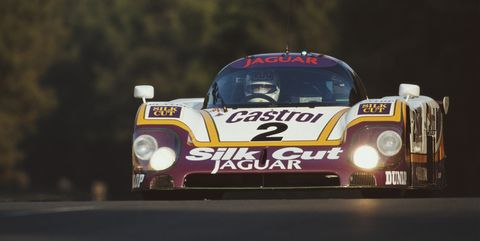 Land vehicle, Vehicle, Car, Race car, Sports car racing, Sports car, Group C, Sports prototype, Motorsport, Jaguar xjr-9,