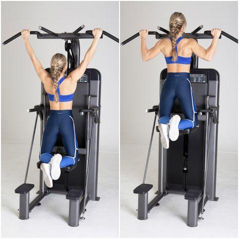 Best Gym Machine Workouts